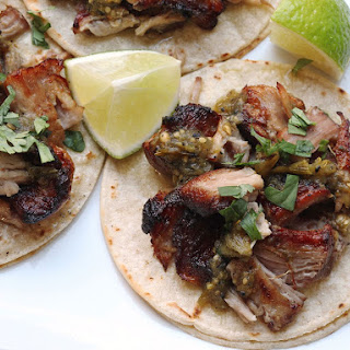 Sous Vide Carnitas for Tacos (Crispy Mexican-Style Pulled Pork).
