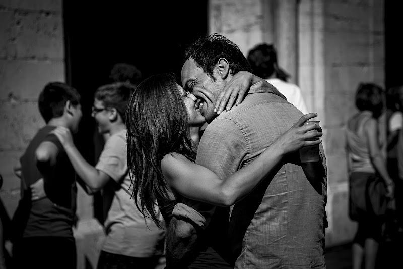 Il bacio di daniela giannangeli
