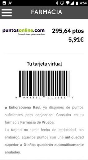 Puntosonline.com screenshot 1