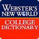 Webster's College Dictionary Download on Windows