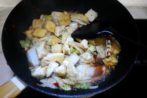 又一好吃的大白菜做法,花不到5块钱,家常下饭的做法 步骤8