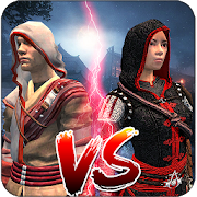 Game Kung Fu Ninja Legends - League Of Ninja Warriors apk for kindle fire