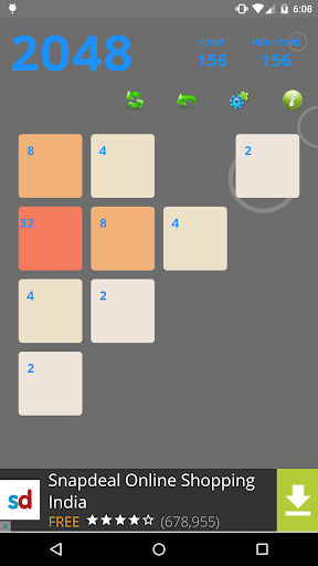 Build your 2048