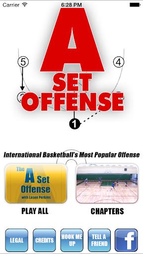 The A Set Offense