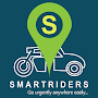 SmartRiders - Book a Bike/Car APK icon