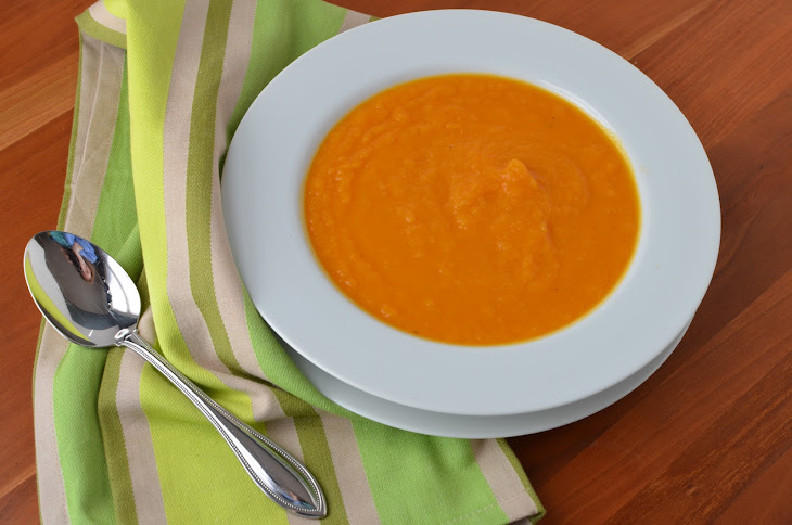 Butternut Squash and Apple Soup Recipe | Yummly