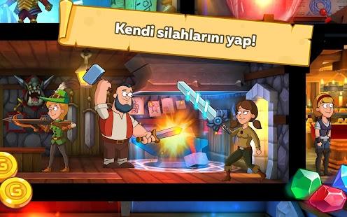 Hustle Castle-Kale ve Klan google play ile ilgili görsel sonucu
