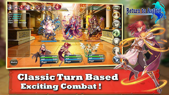 Download Return to Asgard (Fantasy RPG) For PC Windows and Mac apk screenshot 1