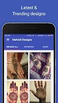 Mehndi Designs 2017 - screenshot thumbnail 06
