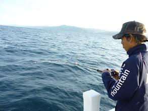 """Photo: """"キング金田さん""""もご乗船! 3週連続のご乗船!ありがとうございます。"""