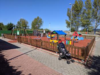 Parque infantil de Ladeira