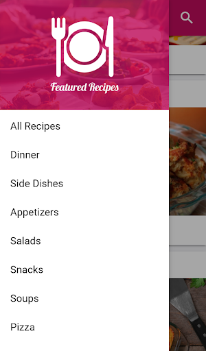 Featured Recipes 0.0.1 screenshots 3