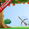 ✳Cut The Apple : Bow Arrow Knockdown Shoot Game icon