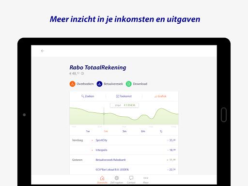 Rabo Bankieren screenshot 9