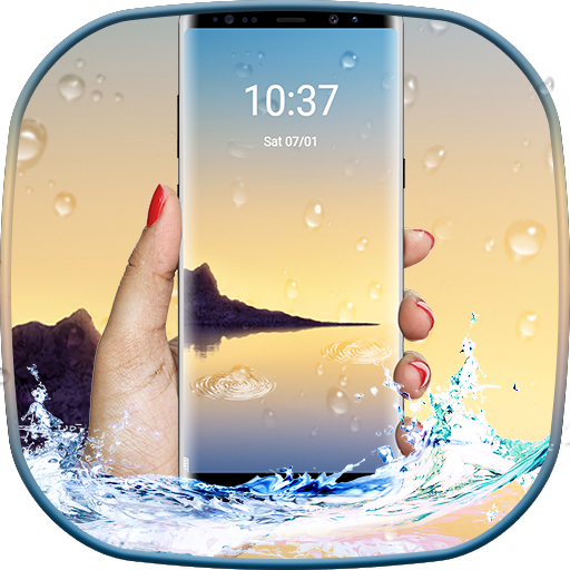 3D Samsung Galaxy Note 8 Themes Icon