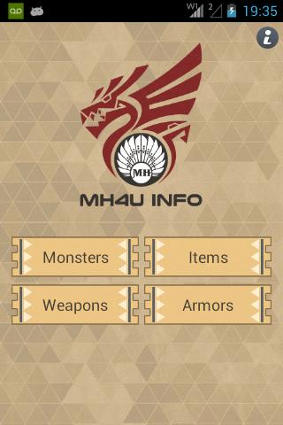 MH4U Info