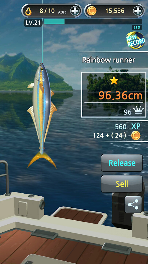 Fishing hook android apps on google play for Fishing tournament app