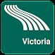 Victoria Map offline