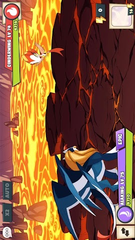 android Mino Monsters 2: Evolution Screenshot 4