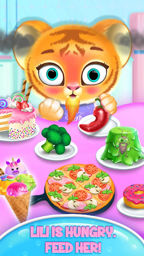 Baby Tiger Care - My Cute Virtual Pet Friend  image 4