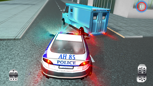 911 Police Driver Car Chase 3D  screenshots 4