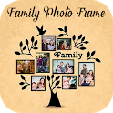 Family Photo Frame 2020 : Tree Photo Collage Maker icon