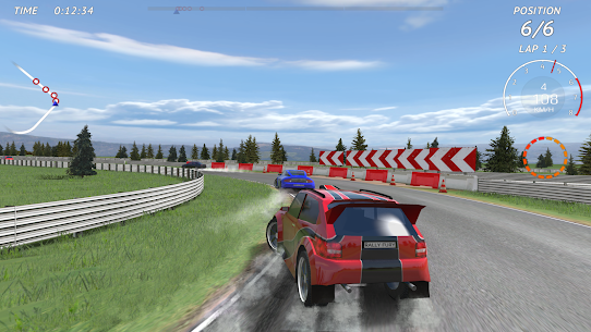 Rally Fury – Extreme Racing ‏ 9