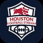 Houston Football STREAM icon