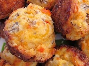 Cream Cheese Sausage Balls Recipe