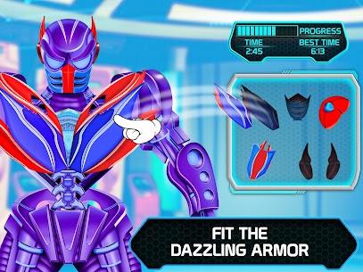 Assemble Robot Toy Suit 2