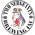 Logo for Two Sergeants Brewing