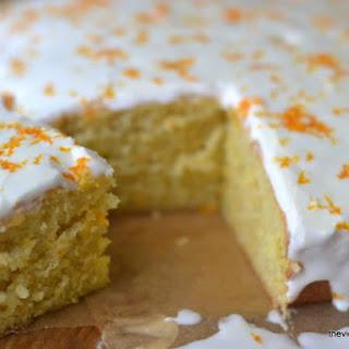 FreshTangerine Cake