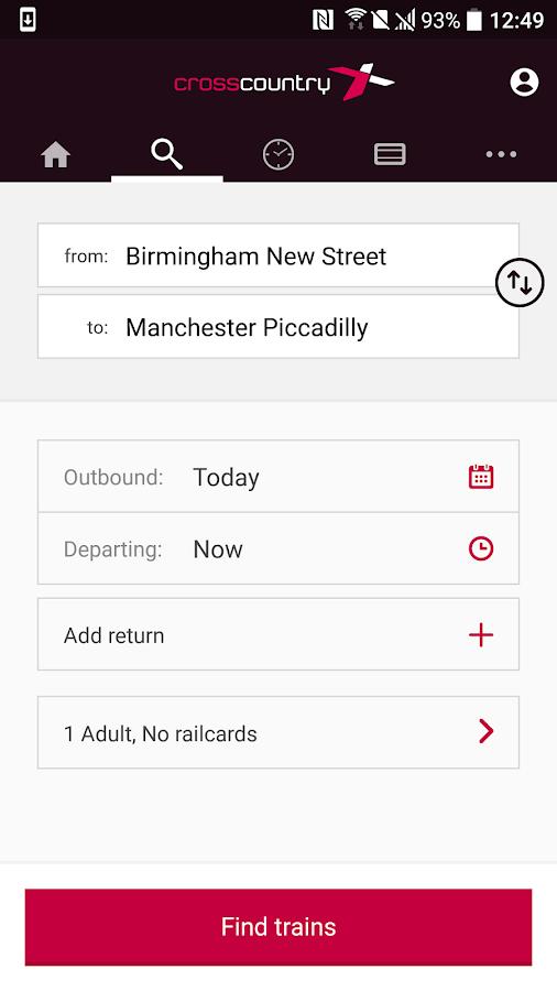 Train times and tickets | Scenic Rail Britain