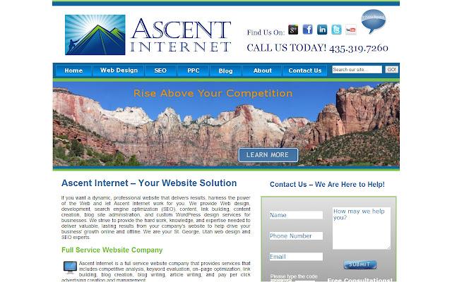 Ascent Internet