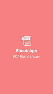 Ebook App -  PDF Free Ebooks Digital Library - náhled