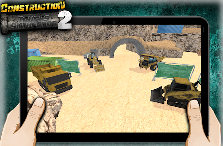 Construction Truck Simulator 2 1.0 screenshot 566488
