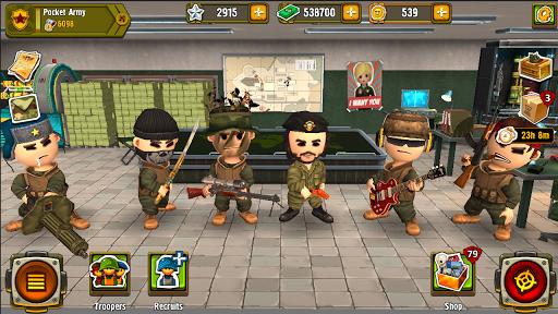 Pocket Troops Screenshot
