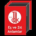 Eş ve Zıt Anlamlı Türkçe Sözlük icon
