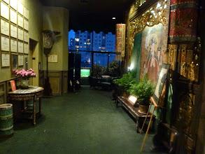 Photo: Empress of China's lobby.