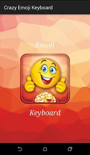 瘋狂的表情符號鍵盤