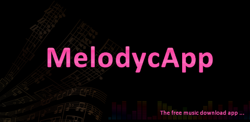 MelodycApp download free music for PC