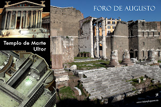 Photo: 11: El Templo de Marte jugó un papel muy importante en la vida pública: aquí se guardaba la espada de César, debatía el senado las cuestiones de paz y de guerra, los príncipes de la familia imperial eran investidos de la toga viril.