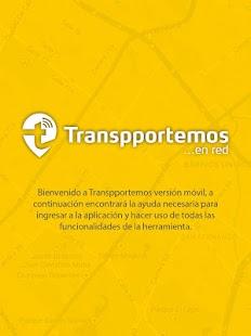 Transpportemos - náhled