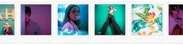 Polaroid Sequence Frame - Etsy Shop Big Banner item