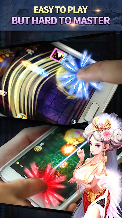Game chiến đâu hay cho android - HERO SHOOTER