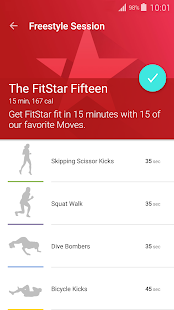 how to make google fit constantly go up