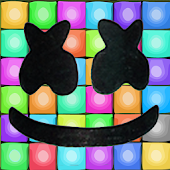 Marshmello Alone Launchpad Icon