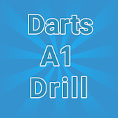 Darts Practice Drill: A1