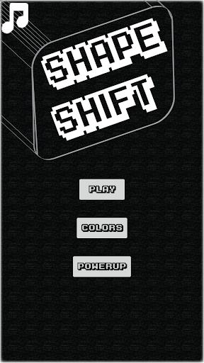Shape Shift 1.1 screenshots 1