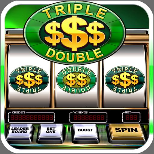Игровой автомат double dollars